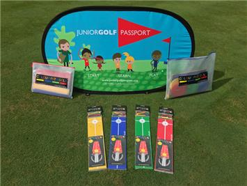 Colour Path Golf kit